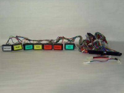 8-line harness kit