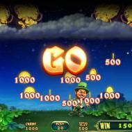 Golden Shamrock Bonus Game