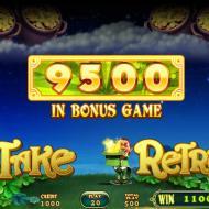 Golden Shamrock Bonus Retry