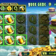 Golden Shamrock Free Game