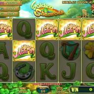 Golden Shamrock Jackpot