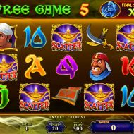 Aladdin's Adventure Bonus