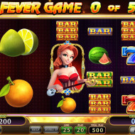 Fire Spin Fever Game