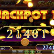 Fire Spin Jackpot