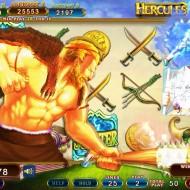 Legendary Trio Hercules
