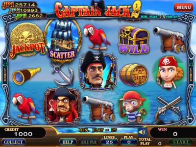 Legendary Trio Captain Jack 2