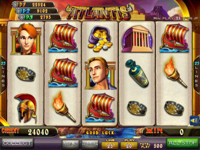 Atlantis Main Game
