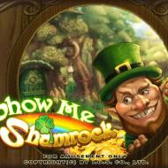 Show Me Shamrock Attract Screen