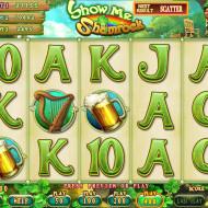 Show Me Shamrock Main Game
