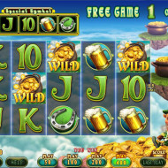 Show Me Shamrock Free Spins