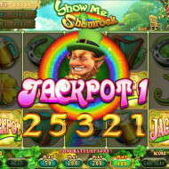 Show Me Shamrock Jackpot