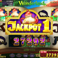 Wonderland Jackpot