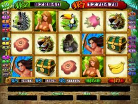 Jungle Storm 25 Main Game