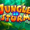 Jungle Storm 25 Title screen