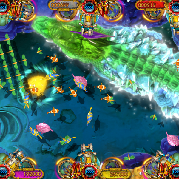 American alpha for Fish mania game
