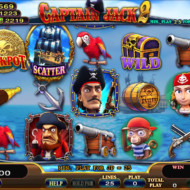 Captain Jack 2 Main game