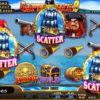 Captain Jack 2 Scatter Bonus