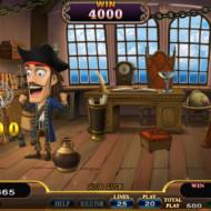 Captain Jack 2 Bonus game