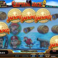 Captain Jack 2 Jackpot