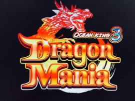 Ocean King 3 Dragon Mania