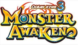Ocean King 3 Monster Awaken