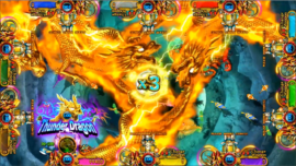 Ocean King 3 : Golden Conquest