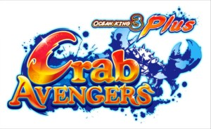 Ocean King 3 Plus : Crab Avengers