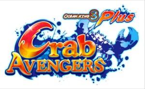 Ocean King 3 Plus : Crab Avengers