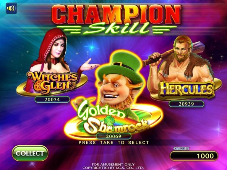 Champion Skill