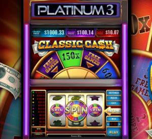 Diamond Skill Games Platinum 3