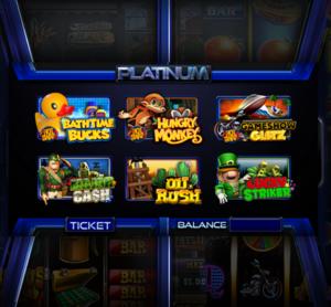 Diamond Skill Games Platinum 1