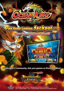 Ocean King 3 Plus Linking System