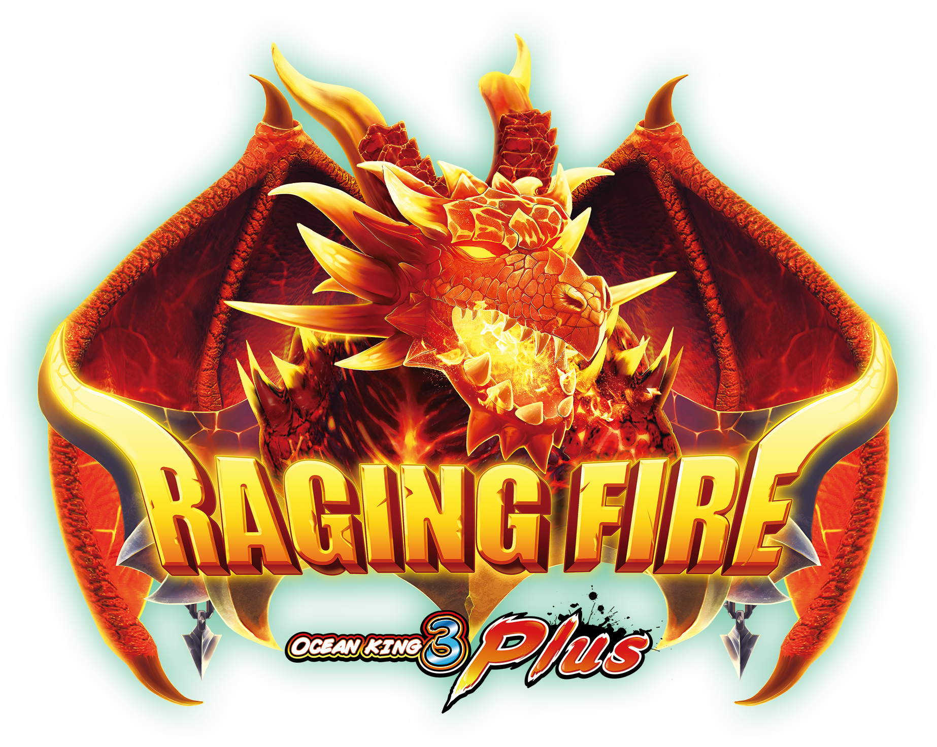 Ocean King 3 Plus : Raging Fire